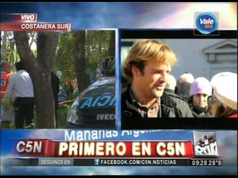 C5N - PRIMERO EN C5N: APARECIO LA VAINA DE LA BALA QUE MATO A BENEDIT