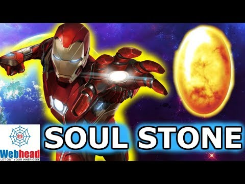 Will Iron Man Have The SOUL STONE In Infinity War? MAJOR POTENTIAL SPOILERS | Webhead