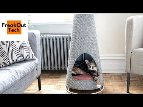 5 Incredible Inventions For Your Cat #7 ✔
