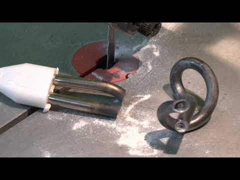 Heating Element Cut Open, What's Inside