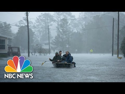 N.C. Gov. Roy Cooper Gives Update On Tropical Storm Florence | NBC News
