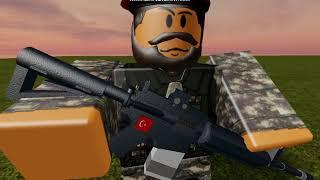 ROBLOX WAR FILM - USA VS TURKISH WAR PART 1