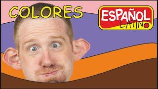 Colores Divertidos | Cuentos Infantiles | Aprender con Steve and Maggie Español Latino