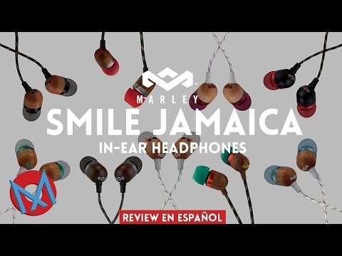 Audifonos Marley Smile Jamaica | Review (Español)