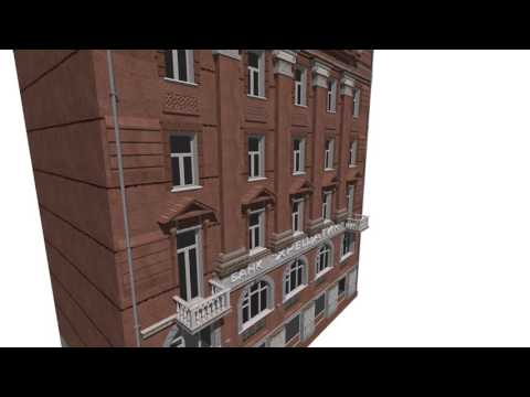 Building VR 3D Visualisation_by iDMENTAL