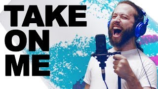 Take On Me - A-ha // (METAL cover by Jonathan Young)