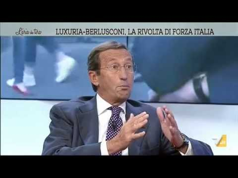L'aria che tira - Fini: 'Berlusconi davvero liberale, sempre favorevole alle unioni gay'