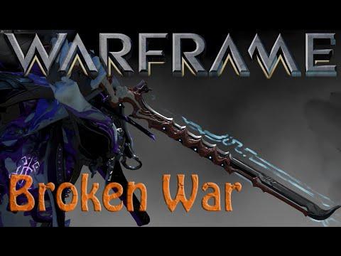 Warframe Broken War Youtube