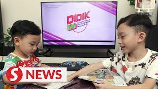 Education Minister: DidikTV has its benefits regardless of school reopening