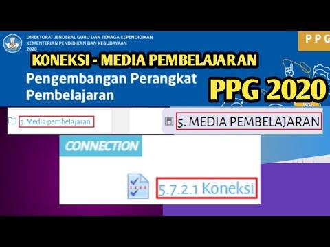 KONEKSI - Media Pembelajaran   PPG 2020