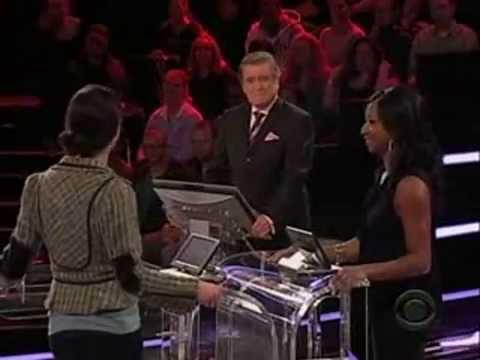 Million Dollar Password - Monique Coleman & Damien Fahey (July 6, 2008)