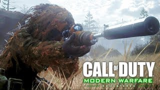 MOST EPIC CALL OF DUTY MISSION | ALL GHILLIED UP VETERAN