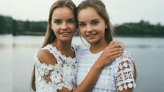 Дина и Арина Аверины. В жизни и спорте