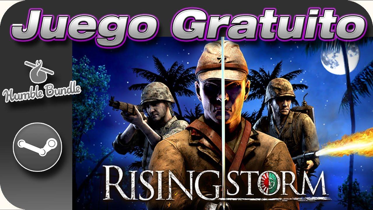 Juegos Gratis Pc Rising Storm Red Orchestra 2 Expirado Youtube