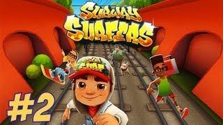 Subway Surfers - PC Gameplay #2