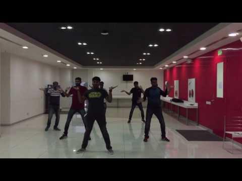 chikku bukku raile dance performance