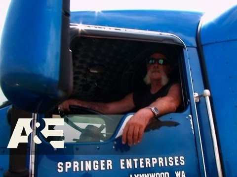 Shipping Wars: Marc Picks Up Evel Knievel's Truck | A&E