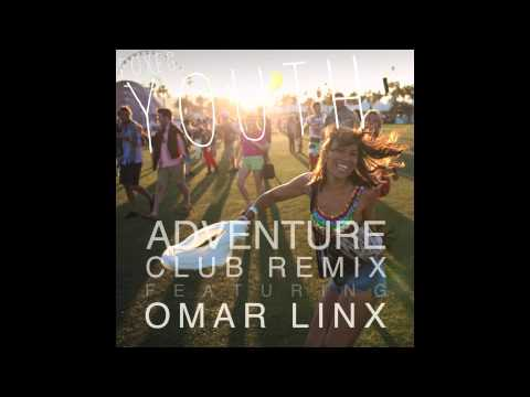 Omar LinX ft Foxes  Youth Adventure Club Remix