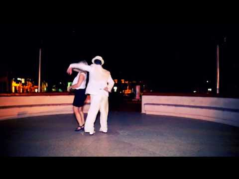 """""""Mi Linda habanera"""" (Caroline Jönsson & Yoel Marrero bailando Casino Bien Formado en Jaguey Grande"""