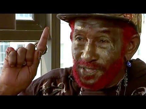 """Lee """"Scratch"""" Perry: 'I gave Bob Marley reggae as a present'"""