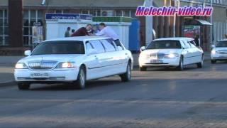 БАРНАУЛ.ШКОЛА СИГМА 2011 катание на лимузинах