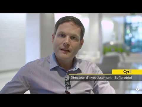 Directeur d'investissement chez Sofiprotéol - Cyril raconte