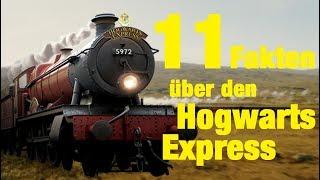 11 FAKTEN über den Hogwarts Express