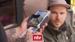 Verbraucherschützer: Vorsicht bei der Kartenzahlung | ntv