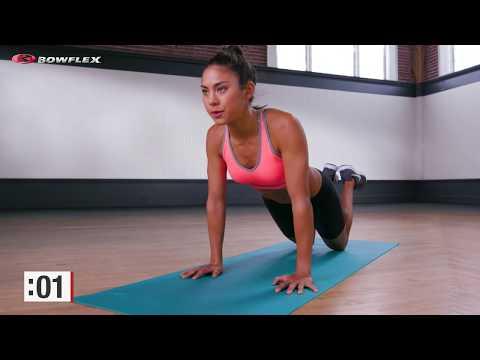 The Bowflex Partner Push Up Workout