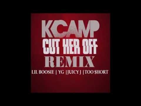 Cut Her Off Remix - K. Camp Ft. Lil Boosie, YG & Too Short (Intro Clean)