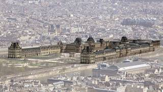 The Louvre: 800 years of history