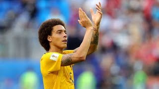 Axel Witsel ● Welcome to Borussia Dortmund - 2018 | Zenit 2012-2016
