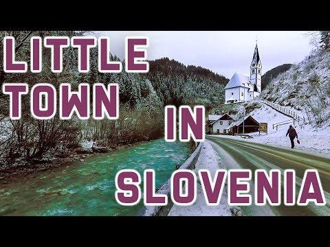 Slovenia - exploring hike in Solčava