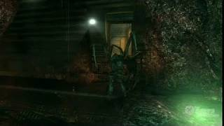 Dead Space Extraction Nintendo Wii Video - Gameplay Controls