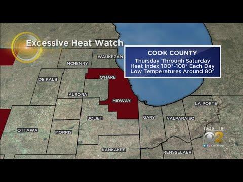 CBS 2 News Weather Watch (07-16-19 10 PM)
