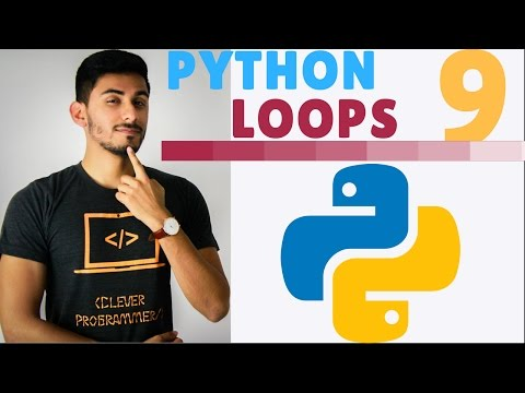 Learn Python Programming - 9 - Loops