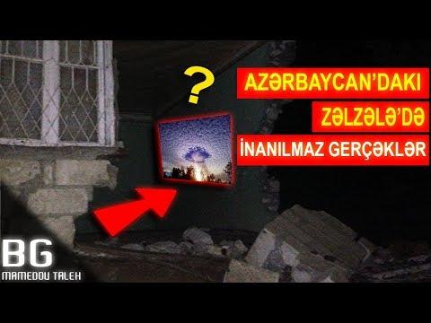 Azərbaycan'da Zəlzələnin Gizli Gerçəkləri - Amerika Silahı