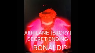 Roblox Airplane [histoire] 'SECRET ENDING' (THX A LOT FOR THIS MANY VIEWS,THANK YOU AGAIN!!!!)