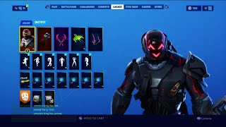 New scientist skin fortnite season X secret skin