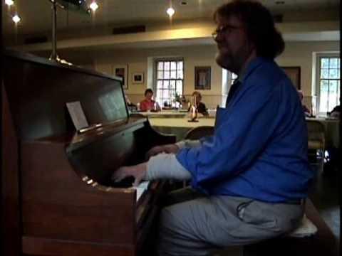 Joe Holt - Ellington Medley 5/17/09 NCPC Jazz Coffeehouse