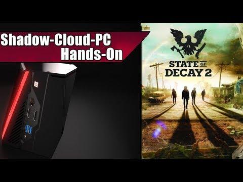 Shadow-Cloud-PC zum ersten Mal | Hands-On