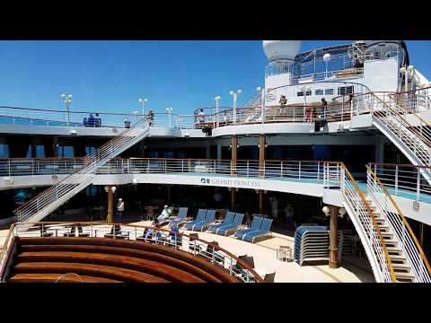 Princess Cruises: GRAND PRINCESS