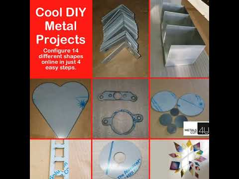 Cool DIY Metal Projects