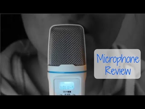 Microphone Review | Tonor Multi-functional Condenser Sound | Karaoke | K's Mum