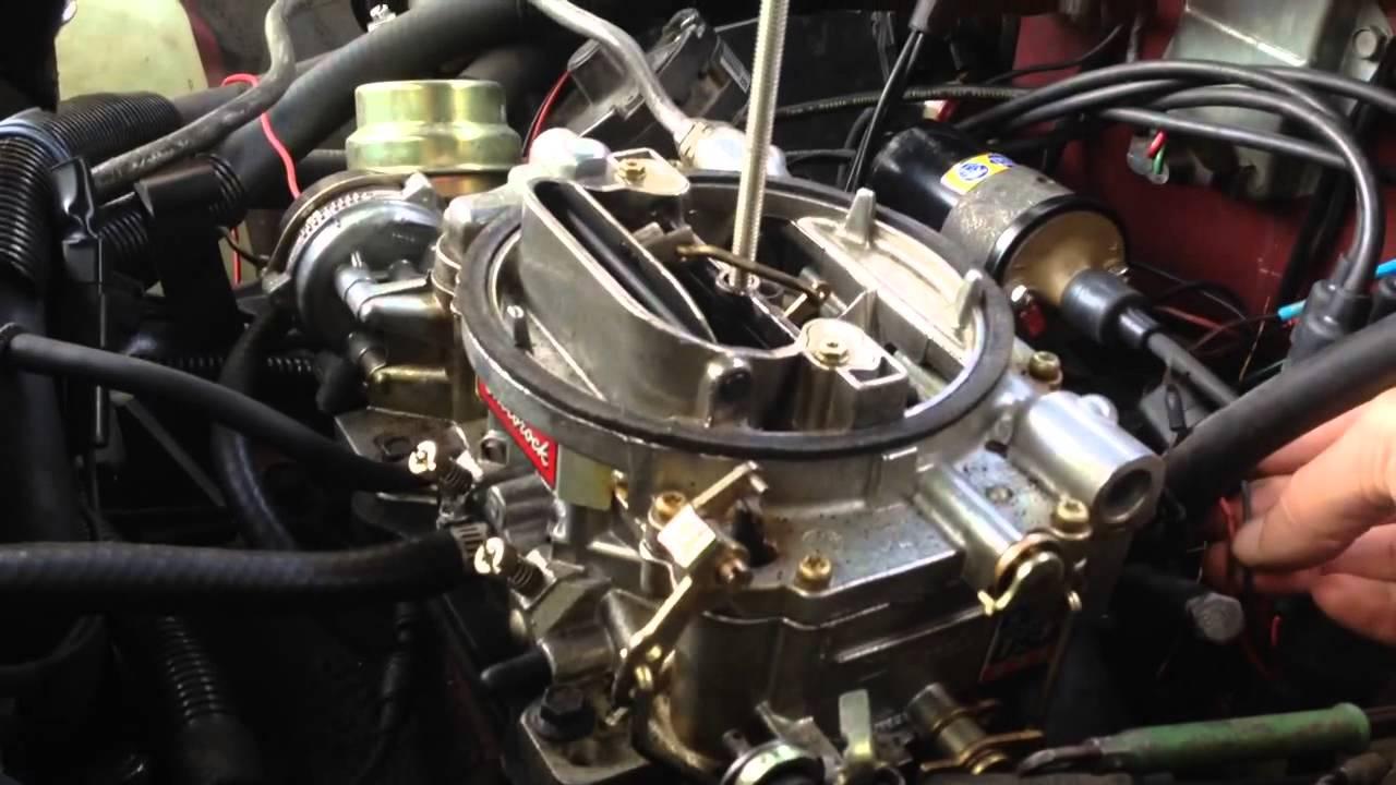 100 V Motor Wiring Diagram 1984 Dodge Ramcharger Hei Swap Youtube