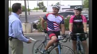 Tour of Duty Ride 2012 - Interview