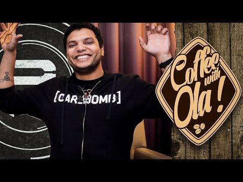 COFFEE WITH OLA - Misha Mansoor of Periphery - YouTube