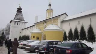 Новоиерусалимский монастырь, Свято-Пафнутьевский монастырь и отец Власий(https://youtu.be/qzAMWSNuXN8., 2016-12-04T17:45:09.000Z)