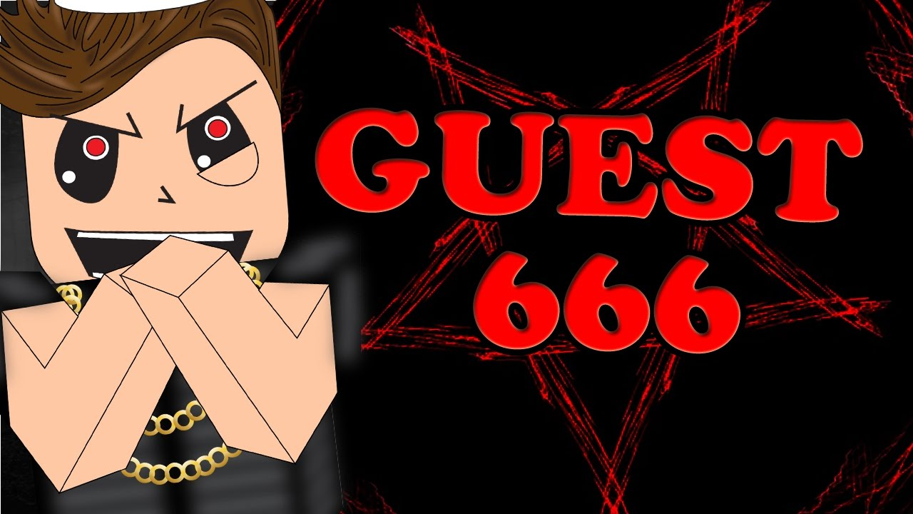 You Won T Believe This Story Roblox Guest 666 Youtube