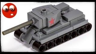 как сделать микро танк